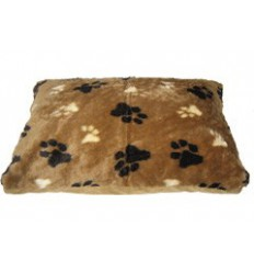 Hondenbed Pootjes bruin