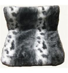 Hangmat wilddessin grijs
