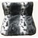 Katzenhängematte im Wilddesign grau