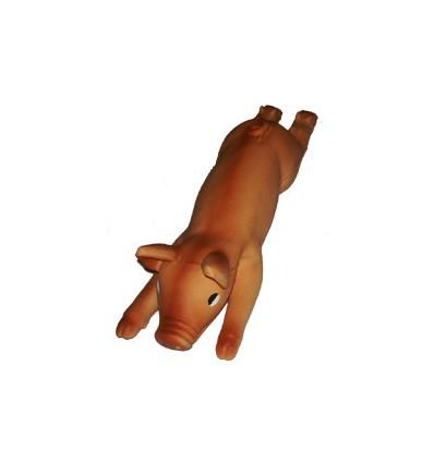Hundespielzeug Latex Spielschweinchen
