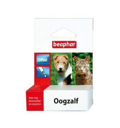 BEAPHAR OOGZALF 5ML HOND/KAT