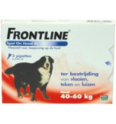 Frontline Combo XL anti-vlooien 3 pipetten