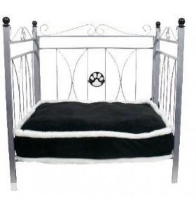 Bed Princess zwart