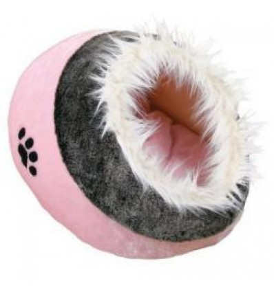 Iglo Minou roze grijs
